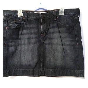 Dresses & Skirts - Cute mini jean skirt